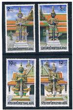 THAILAND 2001 Demon Statues CV $3.50