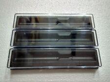 Lot of 3 - Pen box lot - plastic pen case - Parker - empty boxes -Free Shipping