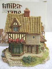 Lilliput Lane.Micklegate Antiques Cottage.1991.Mint in Box
