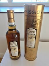 Murray McDavid 1982 Linlithgow St. Magdalene Single Malt Whisky 25 Years Limited
