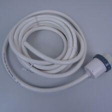 Landanschlußkabel NEMA Marine Cable 230V 16A weiß 7,60m 25ft
