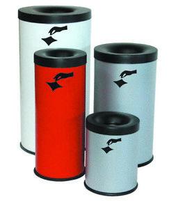 Abfallbehälter Fire Ex, Mülleimer, Innen, 15-75 Liter