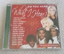 Do You Hear What I Hear? Women of Christmas by Various Artists (CD, Jul-2010)