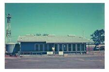 DERBY Airport Terminal building c1955 Western Australia modern digital Postcard