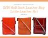 Passport Traveler Pouch Leather wallet Money Id card carry Holder shoulder purse