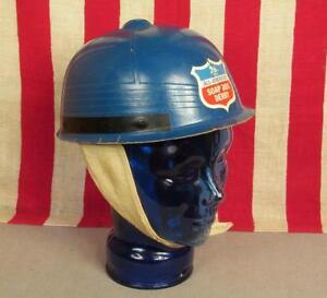 Vintage 1963 Soap Box Derby Helmet 26th Annual All American Derby Original Nice!