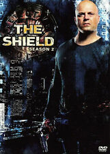 The Shield: Season 2 (4 Disc)DVD AS NEW USA VERSION WITH SLIPCASE - free postage