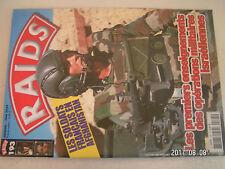 """**a1 Revue Raids n°193 Dossier Afghanistan / """" Felin """" dans l'armée française"""