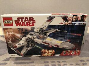 Lego star wars x-wing starfighter 75218. Brand  New.