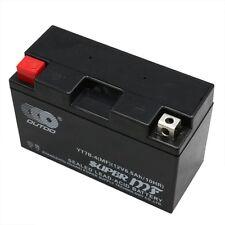 AGM Battery YT7B-BS YT7B-4 for Motor YAMAHA YFZ 450 450V 450X TTR250 Zume 125
