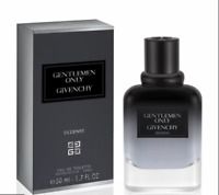 50ml Givenchy Gentlemen Only Eau de toilette Intense BNIB Sealed 1.6 oz