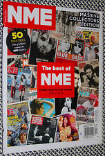 2015 NME anniversary issue, 50 POSTER COVERS, BOWIE, COBAIN, AMY, RAMONES