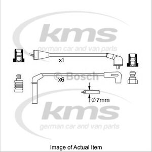 New Genuine BOSCH Ignition Lead Cable Kit 0 986 357 248 Top German Quality