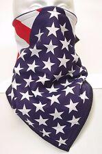 U.S. Flag stars fleece lined bandana motorcyle skiing face mask