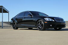 2008 Mercedes-Benz S-Class Base Sedan 4-Door
