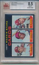 1971 Topps Cardinals Rookie Stars (Al Hrabosky) (#594) BVG8.5 BVG