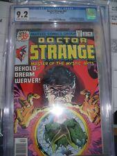 Dr Doctor Strange #32 CGC 9.2 CGC NM   1st First Dream Weaver