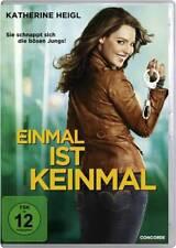 Einmal ist keinmal - Katherine Heigl - DVD