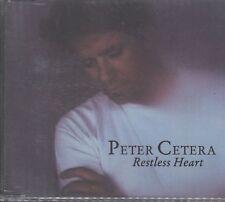 Peter Cetera - Restless heart CD Single vgc