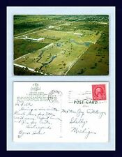 FLORIDA SARASOTA PAR 3 GOLF CLUB 1 APR 1955 TO JAY SIKKENYA OF SHELBY, MICHIGAN