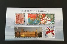 Great Britain Minature sheet MSEN19. Celebrating England. 2007 Mint never hinged