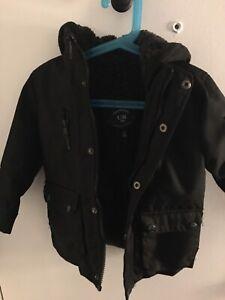 Urban Republic Original Design Boys Black Jacket Size 3T