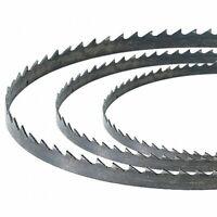LAME DE SCIE A RUBAN CS80 1425 X 6.35 X 0.35 MM 6 10 14 TPI coupe métal bois