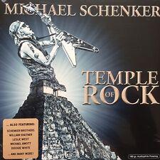 Temple of Rock by Michael Schenker (Vinyl, Oct-2011, In-Akustik)