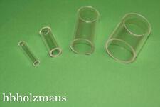 PLEXIGLAS® XT Rohr Farblos das Original Markenacrylglas in 1 Meter Länge