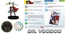DR VOODOO #017A Amazing Spider-Man Marvel Heroclix