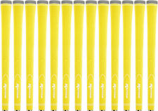Karma Neion II Yellow Standard Size Golf Grips - Set of 13 - New