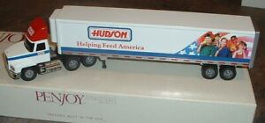 Hudson Helping Feed America '99 Penjoy Truck