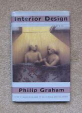 Interior Design: Stories by Philip Graham, HC, 1996