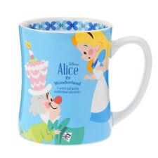 Alice in Wonderland Mug Cup Story Book ❤ Disney Store Japan