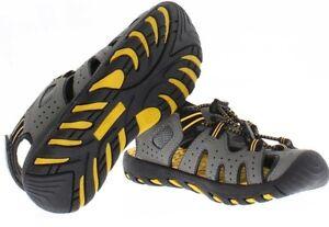 New Khombu Kids Boys Closed Toe Sport Sandal Shoe (Little Kid & Big Kid)