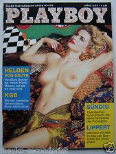 Playboy - D 3/1993, Sylvia Rauch, Cheryl Foster, Morena Corwin, Wolfgang Lippert
