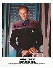 Star Trek Ds9 Alexander Siddig as Dr. Julian Bashir Signed In Person 8X10 Photo
