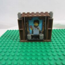Lego Harry potter 4702 The Final Challenge 40253 Brown Door Frame harry potter