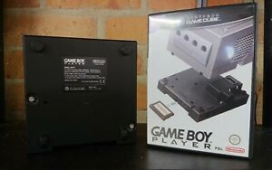 Nintendo Gamecube GameBoy Player / Start Up Disc / Excellent Condition / Tested