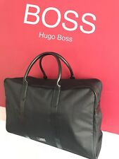 a920bd43c8 🆕HUGO BOSS Black Weekend Gym Travel Duffle Bag Holdall Cabin Bag NEW SEALED