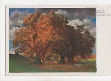 Hermann Ruedisuehli Unter Den Eichen Vintage Art Postcard 282b