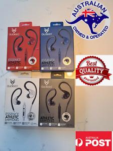 New Audeeo Essence Athletic Earphones, Sweat proof with upgraded acoustics!