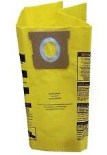 3 Shop-Vac 9067200 10-14-Gallon High Efficiency Disposable Collection Filter Bag