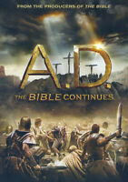 A.D. The Bible Continues New DVD