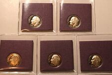 1987 S 10C Proof Roosevelt Dime  - **FREE SHIPPING**