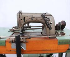 """Union Special 51400 Be Chainstitch 2-Needle 1/2"""" Gauge Industrial Sewing Machine"""
