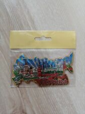 Refrigerator Magnet Moscow New Sealed