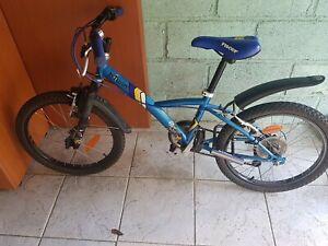 Vélo Btwin Enfant 20 Pouce 5 vitesses