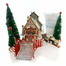 Dept 56 North Pole ~ Sweet Rock Candy Co. ~ Mint In Box 56725