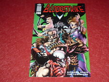 [BD COMICS IMAGE USA] BLOODSTRIKE # 8 - 1994